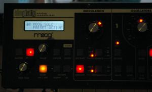 Moog Slim Phatty